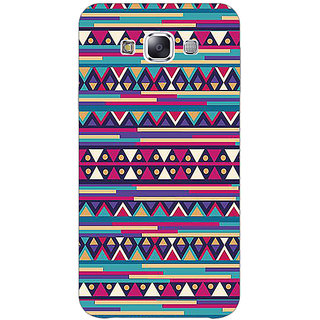 EYP Aztec Girly Tribal Back Cover Case For Samsung Galaxy J1