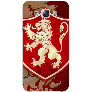EYP Game Of Thrones GOT House Lannister  Back Cover Case For Samsung Galaxy J2