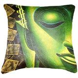 Indian Saint Cushion Cover Throw Pillow