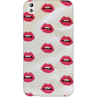 EYP Kiss Back Cover Case For HTC Desire 816 Dual Sim