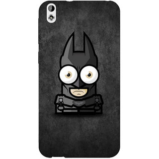 EYP Big Eyed Superheroes Batman Back Cover Case For HTC Desire 816 Dual Sim