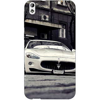 EYP Super Car Aston Martin Back Cover Case For HTC Desire 816