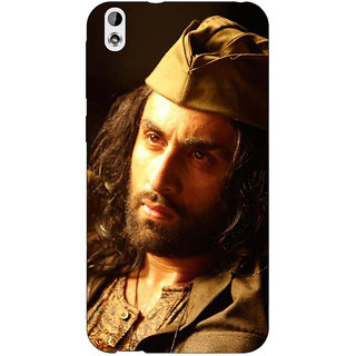 EYP Bollywood Superstar Ranbir Kapoor Back Cover Case For HTC Desire 816 Dual Sim