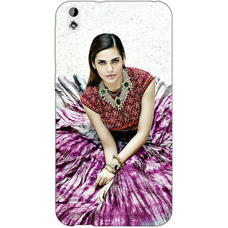 EYP Bollywood Superstar Esha Gupta Back Cover Case For HTC Desire 816 Dual Sim