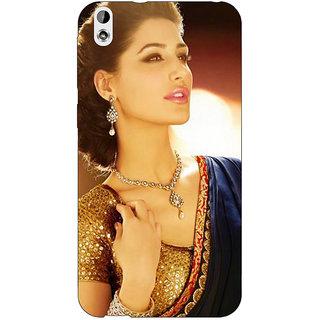 EYP Bollywood Superstar Nargis Fakhri Back Cover Case For HTC Desire 816 Dual Sim
