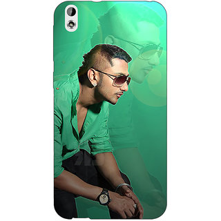 EYP Bollywood Superstar Honey Singh Back Cover Case For HTC Desire 816