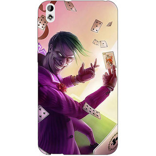 EYP Joker Back Cover Case For HTC Desire 816