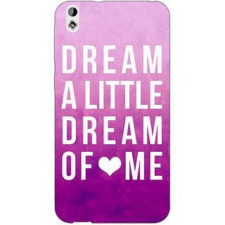 EYP Dream Love Back Cover Case For HTC Desire 816G