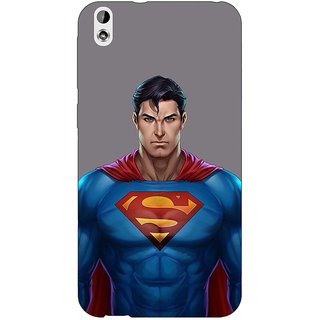 EYP Superheroes Superman Back Cover Case For HTC Desire 816G