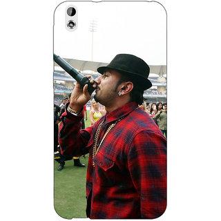 EYP Bollywood Superstar Honey Singh Back Cover Case For HTC Desire 816 Dual Sim