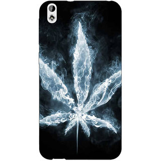 EYP Weed Marijuana Back Cover Case For HTC Desire 816G