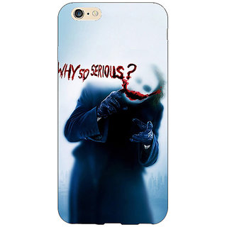 EYP Villain Joker Back Cover Case For Apple iPhone 6S