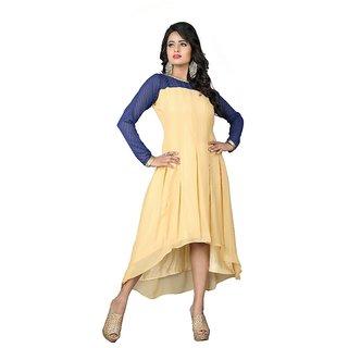 new bollywood style latest  designer kurti