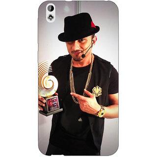 EYP Bollywood Superstar Honey Singh Back Cover Case For HTC Desire 816G