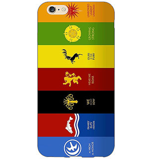 EYP Game Of Thrones GOT  Back Cover Case For Apple iPhone 6S