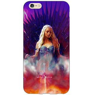 EYP Game Of Thrones GOT Khaleesi Daenerys Targaryen Back Cover Case For Apple iPhone 6S