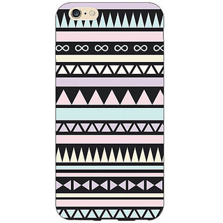 EYP Aztec Girly Tribal Back Cover Case For Apple iPhone 6S Plus