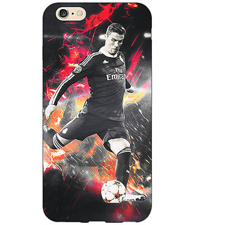 EYP Cristiano Ronaldo Portugal Back Cover Case For Apple iPhone 6S Plus