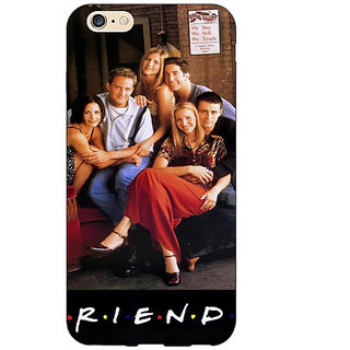 EYP TV Series FRIENDS Back Cover Case For Apple iPhone 6S Plus
