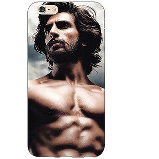 EYP Bollywood Superstar Ranveer Singh Back Cover Case For Apple iPhone 6S Plus