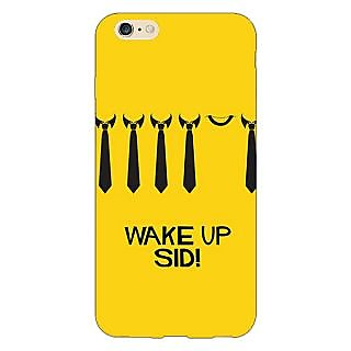 EYP Bollywood Superstar Wake Up Sid Back Cover Case For Apple iPhone 6S Plus