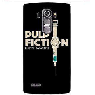EYP Pulp Fiction Back Cover Case For LG G4