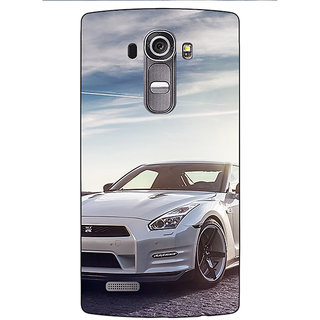 EYP Super Car Mustang Back Cover Case For LG G4