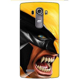 EYP Wolverine Hugh Jackman Back Cover Case For LG G4
