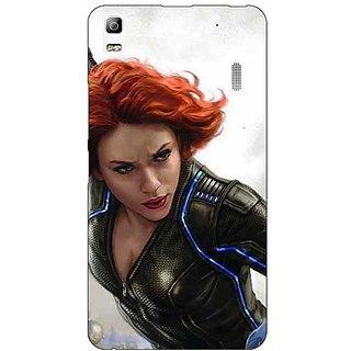 EYP Super Heroes Avengers Age of Ultron Back Cover Case For Lenovo K3 Note
