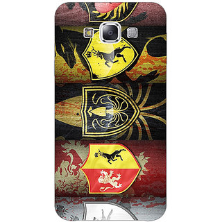 EYP Game Of Thrones GOT  Back Cover Case For Samsung Galaxy J3