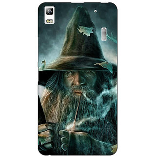 EYP LOTR Hobbit Gandalf Back Cover Case For Lenovo K3 Note