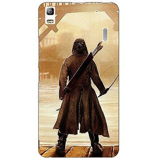 EYP LOTR Hobbit  Back Cover Case For Lenovo K3 Note