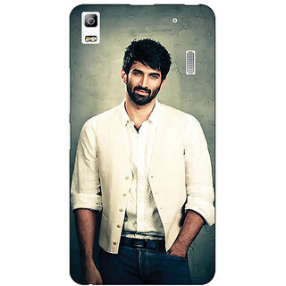 EYP Bollywood Superstar Aditya Roy Kapoor Back Cover Case For Lenovo K3 Note