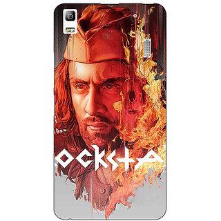 EYP Bollywood Superstar Ranbir Kapoor Rockstar Back Cover Case For Lenovo K3 Note