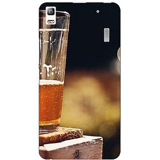 EYP Beer Candid Back Cover Case For Lenovo K3 Note