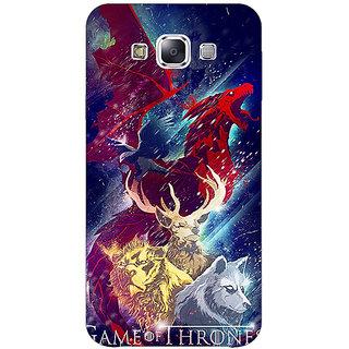EYP Game Of Thrones GOT House Targaryen  Back Cover Case For Samsung Galaxy J3