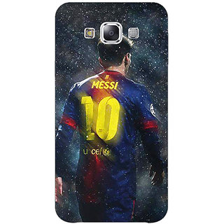 EYP Barcelona Messi Back Cover Case For Samsung Galaxy J3