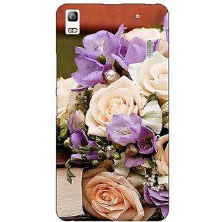 EYP Roses Back Cover Case For Lenovo K3 Note