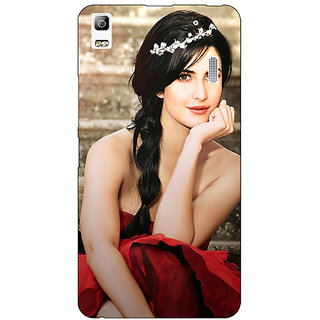 EYP Bollywood Superstar Katrina Kaif Back Cover Case For Lenovo K3 Note