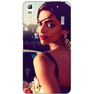 EYP Bollywood Superstar Deepika Padukone Back Cover Case For Lenovo K3 Note