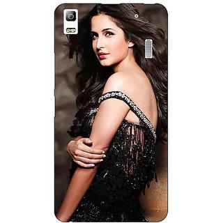 EYP Bollywood Superstar Katrina Kaif Back Cover Case For Lenovo K3 Note