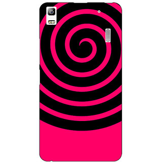 EYP Hippie Psychedelic Back Cover Case For Lenovo K3 Note