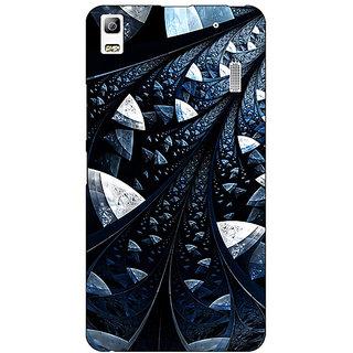 EYP Abstract Design Pattern Back Cover Case For Lenovo K3 Note