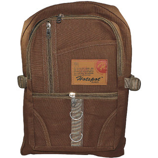 Paramsai Brown School Bag