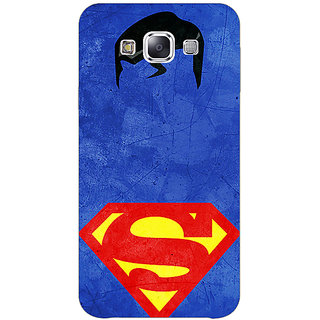 EYP Superheroes Superman Back Cover Case For Samsung Galaxy J3