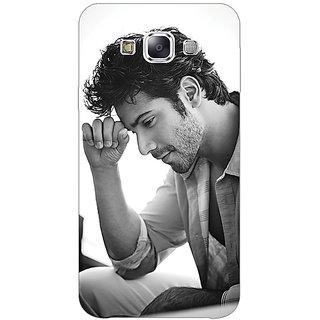 EYP Bollywood Superstar Varun Dhawan Back Cover Case For Samsung Galaxy J3