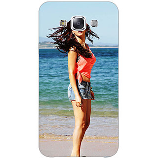EYP Bollywood Superstar Shruti Hassan Back Cover Case For Samsung Galaxy J3