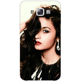 EYP Bollywood Superstar Alia Bhatt Back Cover Case For Samsung Galaxy J3