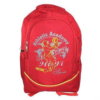 Parmsai Red School Bag