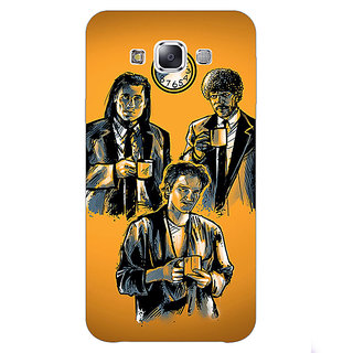 EYP Pulp Fiction Back Cover Case For Samsung Galaxy J5